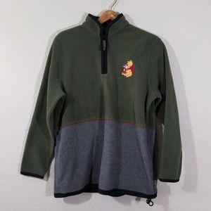 Pooh Bear Official Disney merch sweater M
